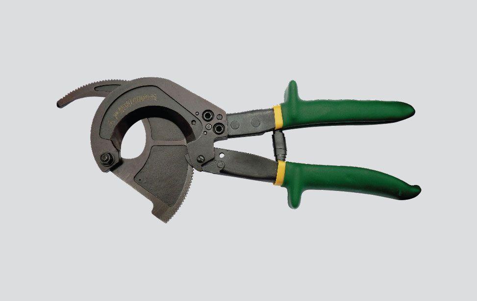 棘轮电缆剪